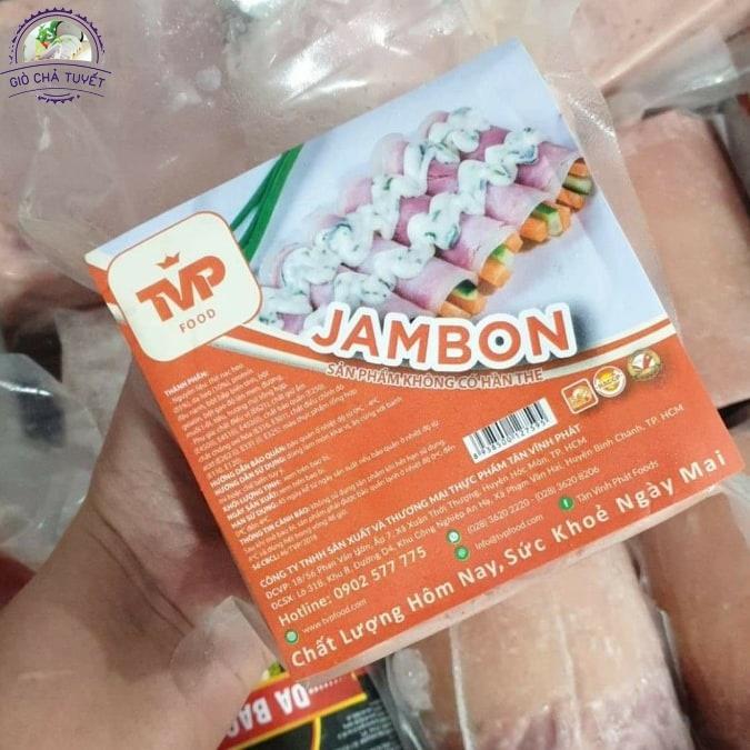 JAMBON VUÔNG TVP